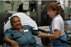 5-6. HOW DO I TAKE A PATIENT'S BLOOD PRESSURE?