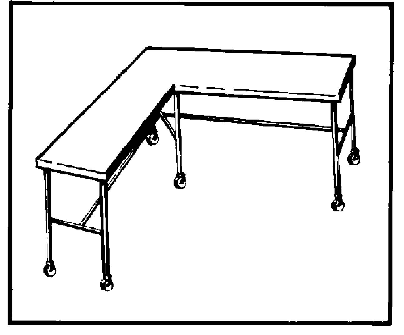 1 13 surgical instrument tables for 13 a table theatre